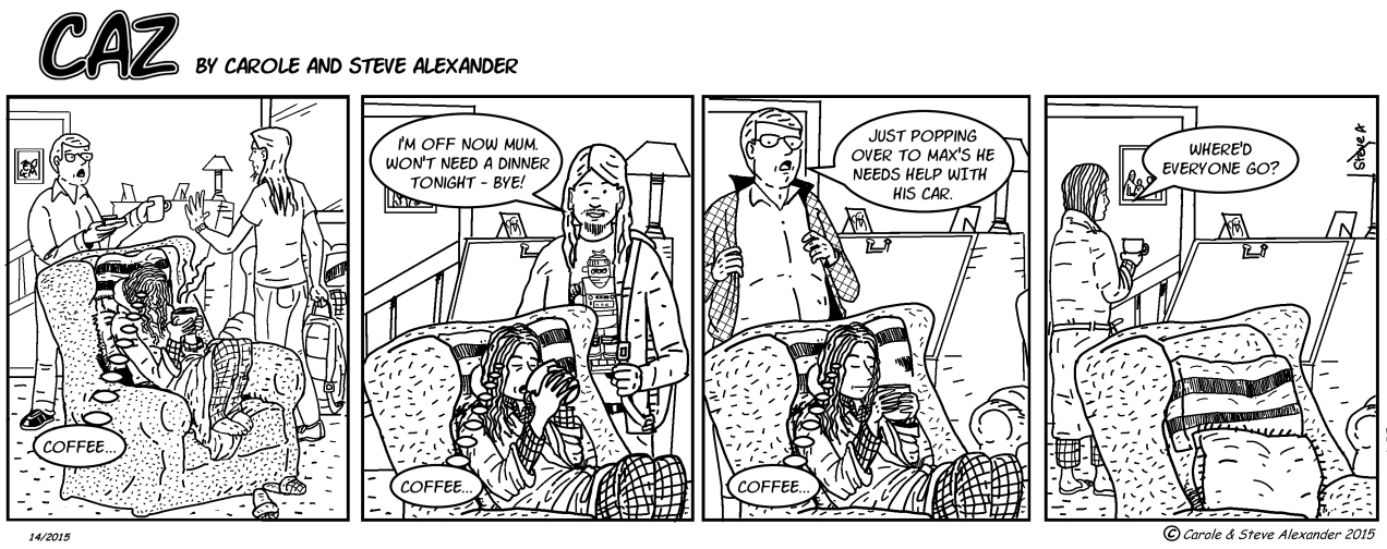 Coffee LETTERED